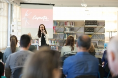 Workshop Lei de incentivo à Cultura - Mariana Kadletz (2 de 7)